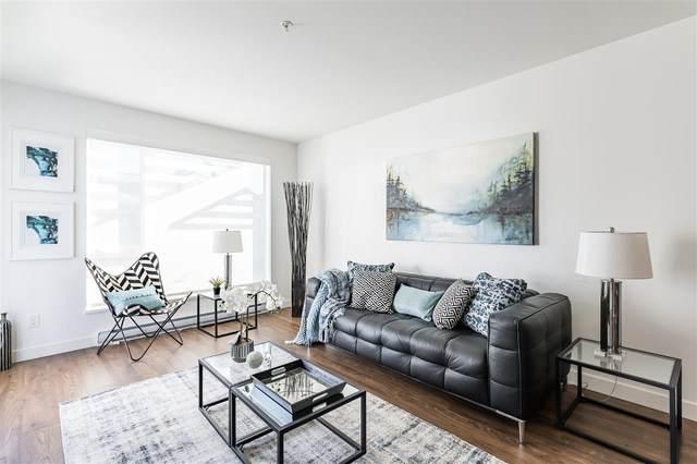 1061 Marine Drive #302, North Vancouver, BC V7P 3M6 (#R2497321) :: Ben D'Ovidio Personal Real Estate Corporation | Sutton Centre Realty