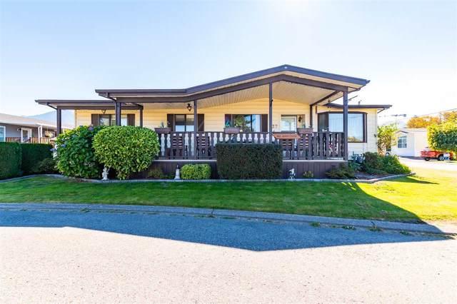 6338 Vedder Road #137, Chilliwack, BC V2R 3R4 (#R2497374) :: Ben D'Ovidio Personal Real Estate Corporation | Sutton Centre Realty