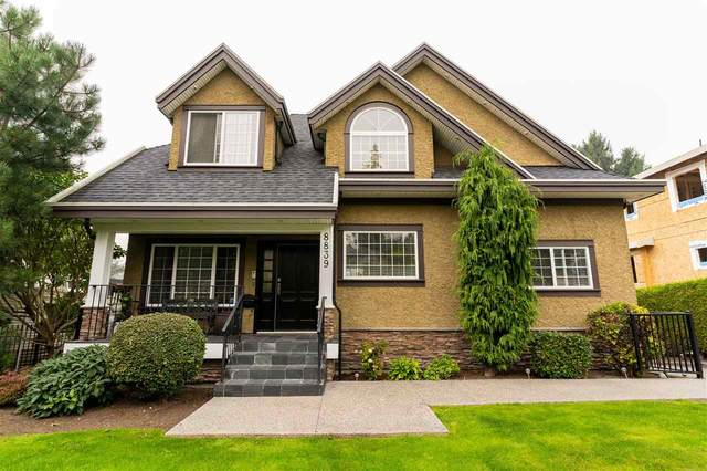 8839 Russell Drive, Delta, BC V4C 4P6 (#R2497490) :: 604 Realty Group