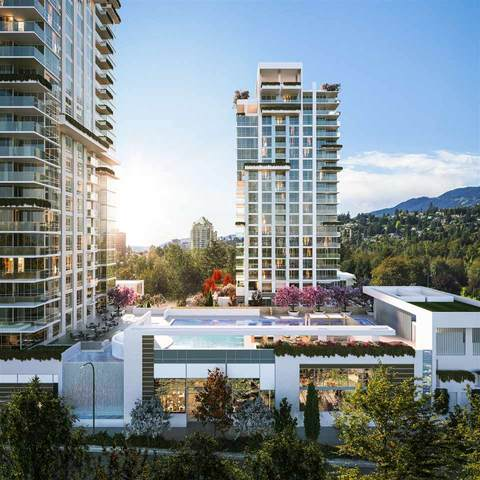 1633 Capilano Road #1402, North Vancouver, BC V7P 3B3 (#R2497560) :: Ben D'Ovidio Personal Real Estate Corporation | Sutton Centre Realty