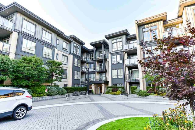225 Francis Way #111, New Westminster, BC V3L 0G1 (#R2497580) :: Premiere Property Marketing Team
