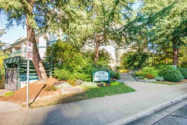 1190 Pacific Street #109, Coquitlam, BC V3B 6Z2 (#R2497722) :: Premiere Property Marketing Team