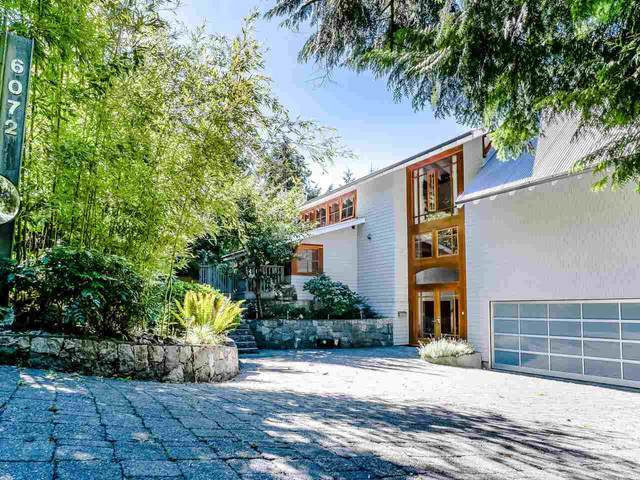 6072 Eagleridge Drive, West Vancouver, BC V7W 1W9 (#R2497739) :: Ben D'Ovidio Personal Real Estate Corporation | Sutton Centre Realty