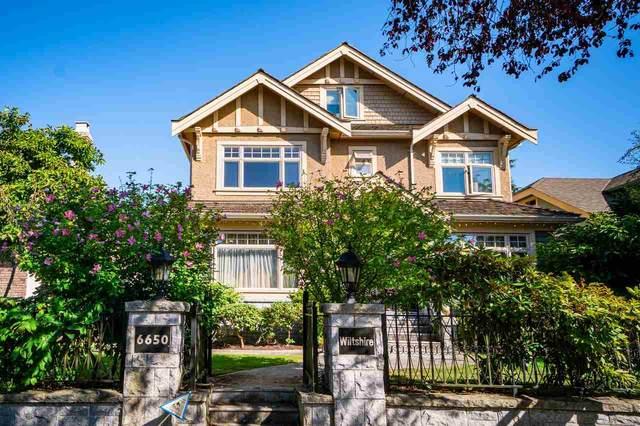 6650 Wiltshire Street, Vancouver, BC V6P 5G7 (#R2497743) :: Premiere Property Marketing Team
