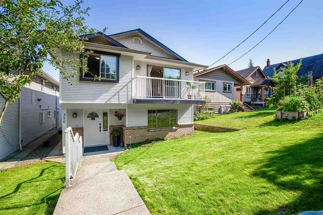 350 E Eighth Avenue, New Westminster, BC V3L 4K8 (#R2497775) :: Ben D'Ovidio Personal Real Estate Corporation | Sutton Centre Realty