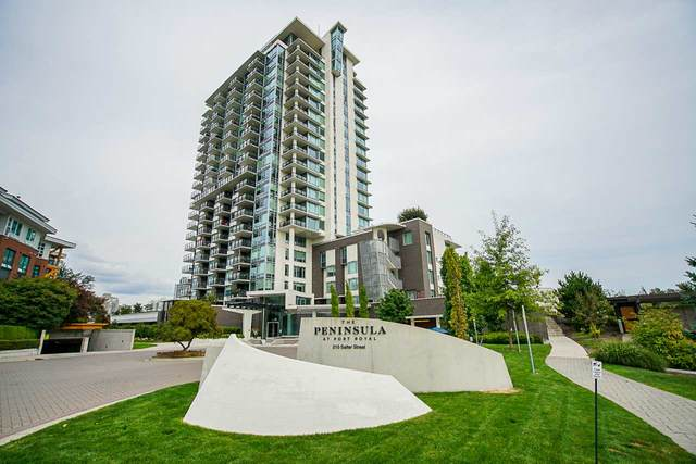 210 Salter Street #1201, New Westminster, BC V3M 0J9 (#R2497782) :: 604 Realty Group
