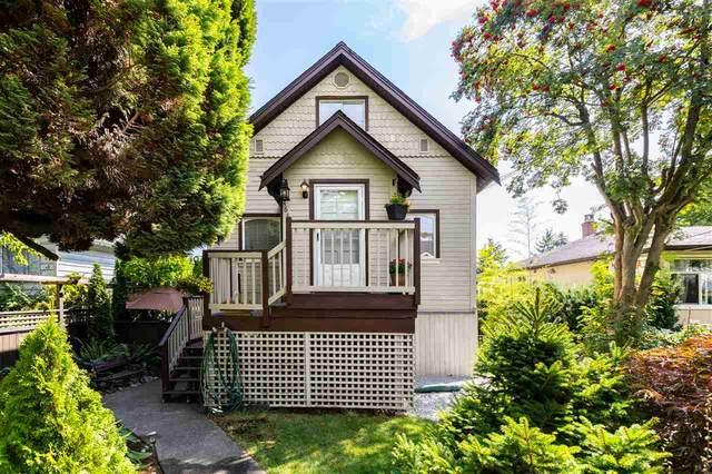468 Garrett Street, New Westminster, BC V3L 3S4 (#R2497799) :: 604 Realty Group