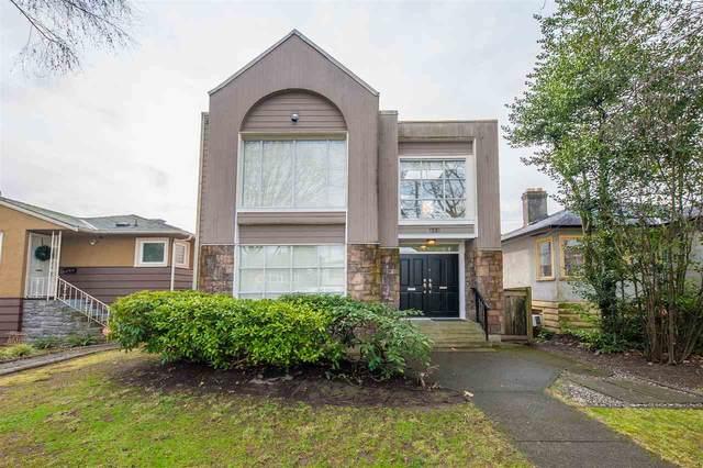 1536 W 63RD Avenue, Vancouver, BC V6P 2H6 (#R2497847) :: Premiere Property Marketing Team