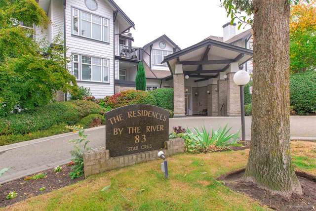 83 Star Crescent #304, New Westminster, BC V3M 6X8 (#R2497901) :: 604 Realty Group