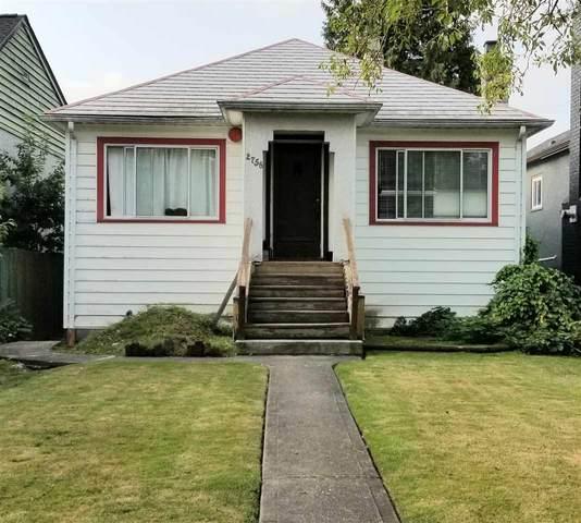 2756 W 19TH Avenue, Vancouver, BC V6L 1E3 (#R2497927) :: Ben D'Ovidio Personal Real Estate Corporation | Sutton Centre Realty