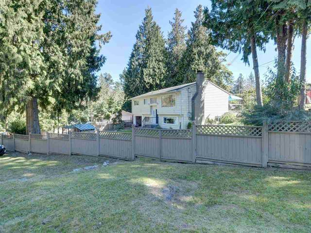 4642 Cochrane Road, Madeira Park, BC V0N 2H1 (#R2497935) :: Ben D'Ovidio Personal Real Estate Corporation | Sutton Centre Realty