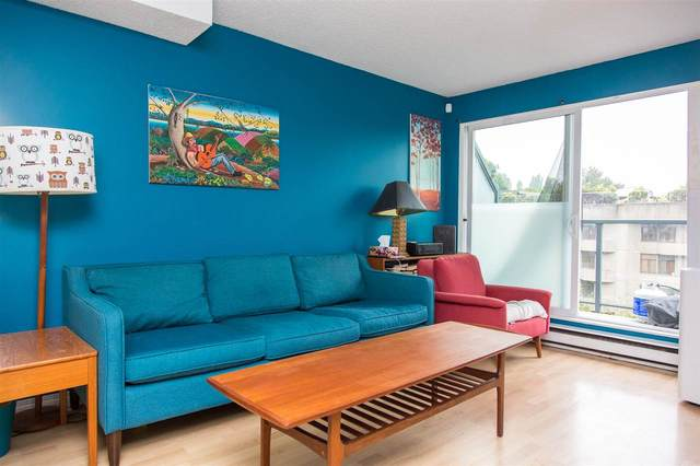 1345 W 4TH Avenue #19, Vancouver, BC V2Y 3H8 (#R2497950) :: Ben D'Ovidio Personal Real Estate Corporation | Sutton Centre Realty