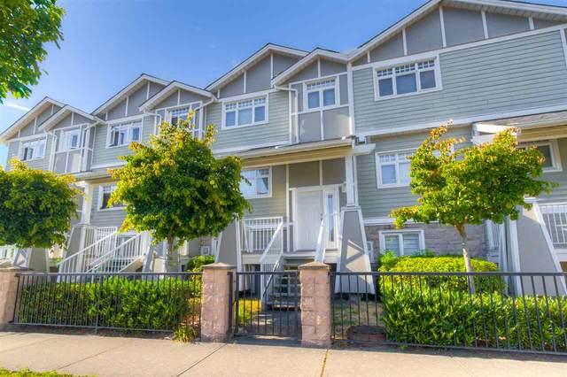 3799 Granville Avenue #3, Richmond, BC V7C 1C8 (#R2498150) :: Premiere Property Marketing Team
