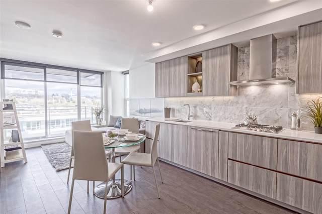 455 SW Marine Drive #1208, Vancouver, BC V5X 0H3 (#R2498155) :: Ben D'Ovidio Personal Real Estate Corporation | Sutton Centre Realty