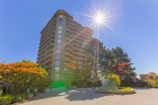 3760 Albert Street #1407, Burnaby, BC V5C 5Y8 (#R2498184) :: 604 Realty Group