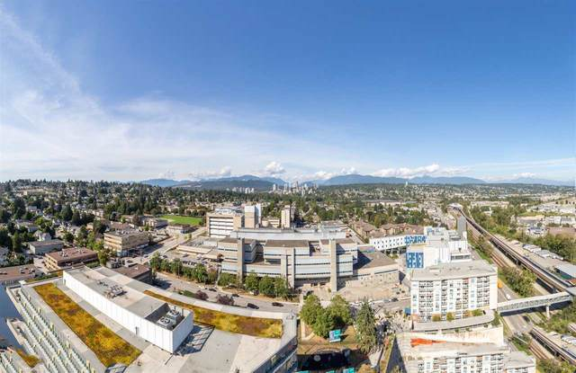 258 Nelson's Court #2503, New Westminster, BC V3L 0E3 (#R2498253) :: Ben D'Ovidio Personal Real Estate Corporation | Sutton Centre Realty