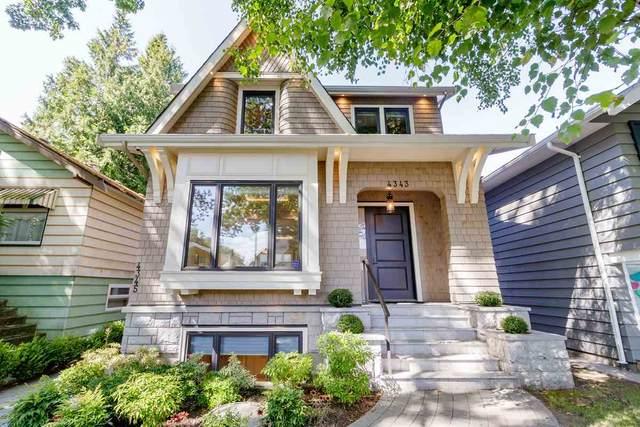 4343 Blenheim Street, Vancouver, BC V6L 2Z6 (#R2498293) :: 604 Realty Group