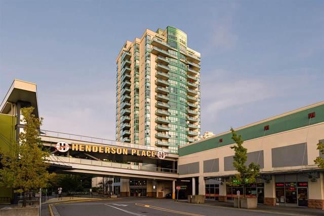 1148 Heffley Crescent #406, Coquitlam, BC V3B 8A6 (#R2498301) :: Premiere Property Marketing Team