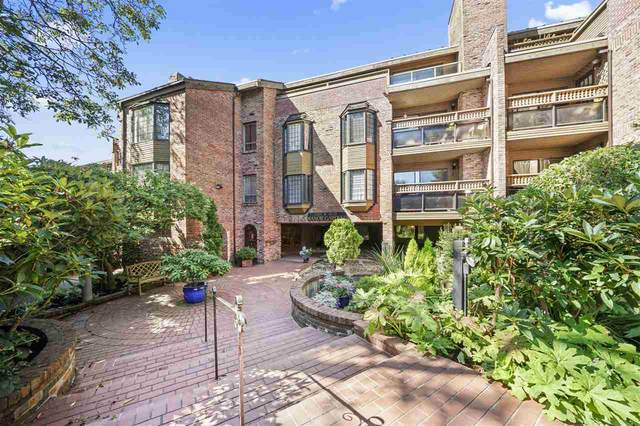 2320 W 40TH Avenue #320, Vancouver, BC V6M 4H6 (#R2498310) :: 604 Realty Group