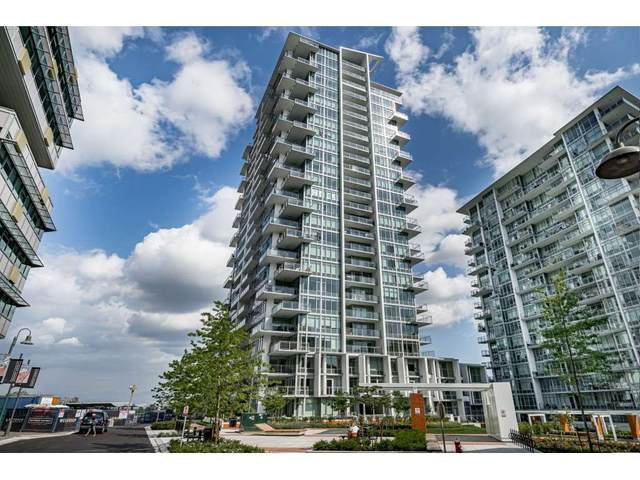 258 Nelson's Court #1907, New Westminster, BC V3L 0E3 (#R2498323) :: Ben D'Ovidio Personal Real Estate Corporation | Sutton Centre Realty