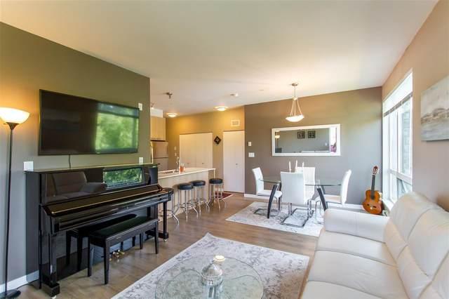 20331 Dewdney Trunk Road #307, Maple Ridge, BC V2X 3C9 (#R2498371) :: Premiere Property Marketing Team