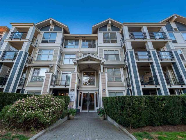 275 Ross Drive #208, New Westminster, BC V3L 0B6 (#R2498406) :: Premiere Property Marketing Team