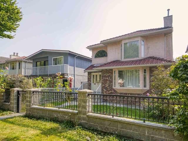 3608 Napier Street, Vancouver, BC V5K 2X9 (#R2498408) :: Ben D'Ovidio Personal Real Estate Corporation | Sutton Centre Realty