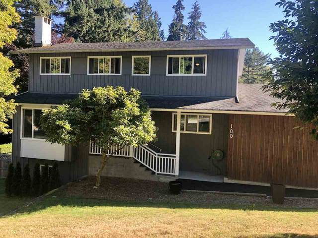 100 College Park Way, Port Moody, BC V3H 1S4 (#R2498433) :: 604 Home Group