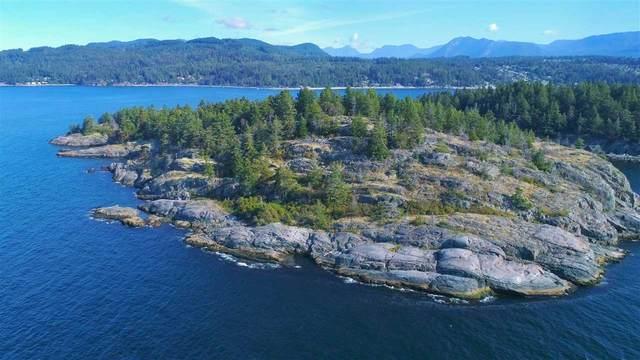 West Trail Island, Halfmoon Bay, BC V0V 0V0 (#R2498445) :: 604 Realty Group