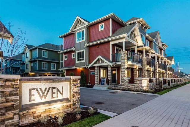843 Ewen Avenue #35, New Westminster, BC V3M 0K6 (#R2498451) :: 604 Realty Group