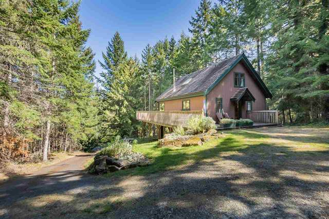 300 Mariners Way, Mayne Island, BC V0N 2J2 (#R2498504) :: Ben D'Ovidio Personal Real Estate Corporation | Sutton Centre Realty