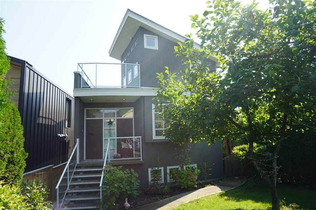 3370 Collingwood Street, Vancouver, BC V6S 2A1 (#R2498588) :: 604 Realty Group