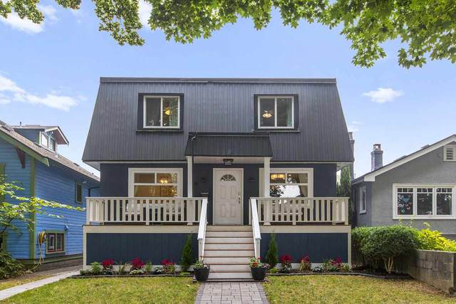 2639 William Street, Vancouver, BC V5K 2Y6 (#R2498596) :: Ben D'Ovidio Personal Real Estate Corporation | Sutton Centre Realty