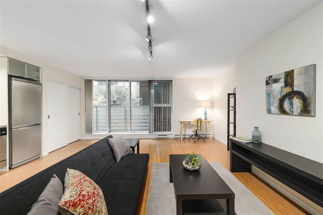 168 Powell Street #312, Vancouver, BC V6A 0B2 (#R2498608) :: Premiere Property Marketing Team