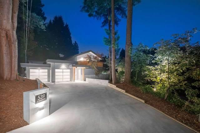 539 E Windsor Road, North Vancouver, BC V7N 1K4 (#R2498618) :: Ben D'Ovidio Personal Real Estate Corporation   Sutton Centre Realty