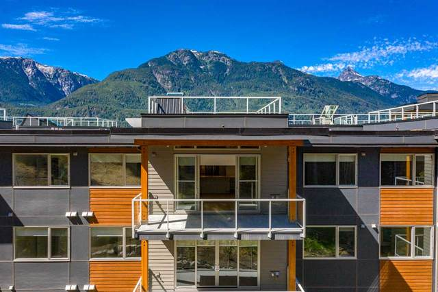 41328 Skyridge Place #313, Squamish, BC V8B 0A4 (#R2498654) :: Ben D'Ovidio Personal Real Estate Corporation | Sutton Centre Realty