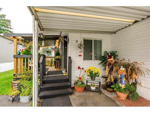 4426 232 Street #9, Langley, BC V2Z 2R2 (#R2498712) :: Premiere Property Marketing Team