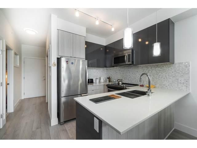 6468 195A Street #410, Surrey, BC V4N 6R6 (#R2498734) :: Premiere Property Marketing Team