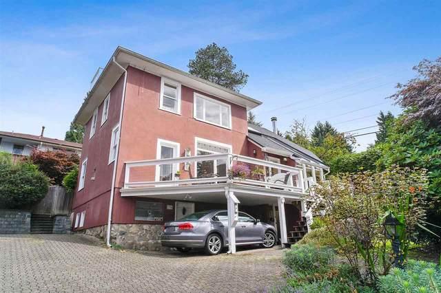 194 E Osborne Road, North Vancouver, BC V7N 1L9 (#R2498739) :: Ben D'Ovidio Personal Real Estate Corporation   Sutton Centre Realty