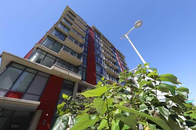 38 W 1ST Avenue #710, Vancouver, BC V5Y 0K3 (#R2498770) :: Ben D'Ovidio Personal Real Estate Corporation | Sutton Centre Realty