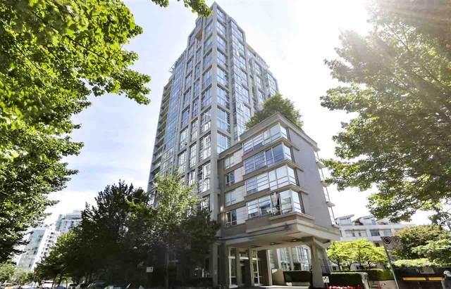 1228 Marinaside Crescent #503, Vancouver, BC V6Z 2W4 (#R2498793) :: Ben D'Ovidio Personal Real Estate Corporation | Sutton Centre Realty