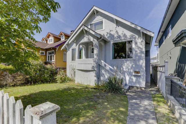 2793 E 1ST Avenue, Vancouver, BC V5M 1A6 (#R2498804) :: Ben D'Ovidio Personal Real Estate Corporation | Sutton Centre Realty