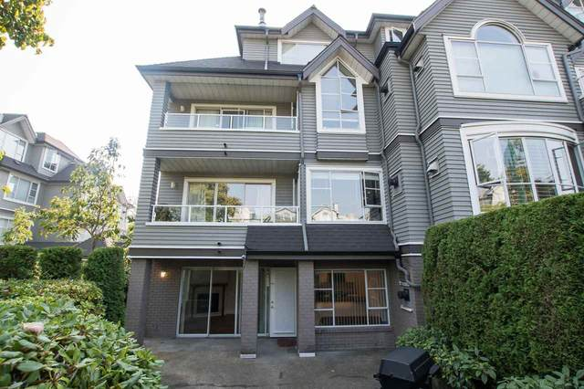 868 W 16TH Avenue #101, Vancouver, BC V5Z 1T1 (#R2498807) :: 604 Realty Group