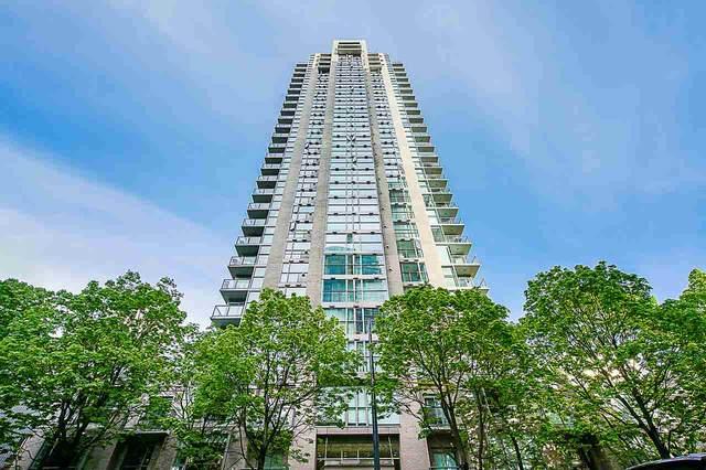 928 Richards Street #802, Vancouver, BC V6B 6P6 (#R2498838) :: Premiere Property Marketing Team