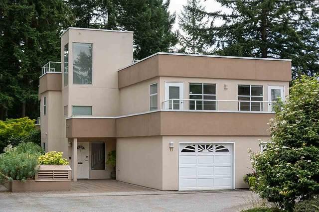 2425 Edgemont Boulevard #11, North Vancouver, BC V7P 2L2 (#R2498869) :: Premiere Property Marketing Team