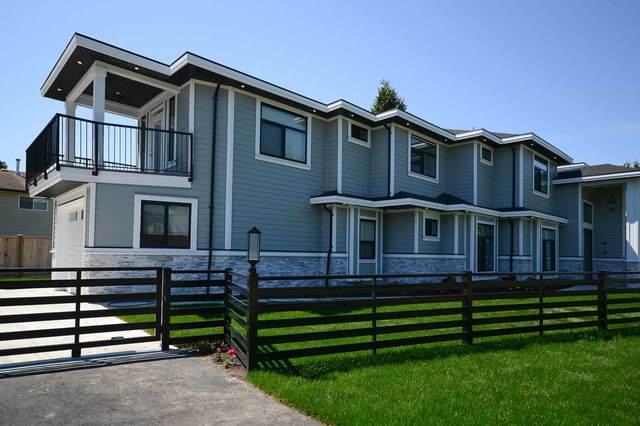 10640 Gilmore Crescent, Richmond, BC V6X 1X4 (#R2498877) :: Ben D'Ovidio Personal Real Estate Corporation | Sutton Centre Realty
