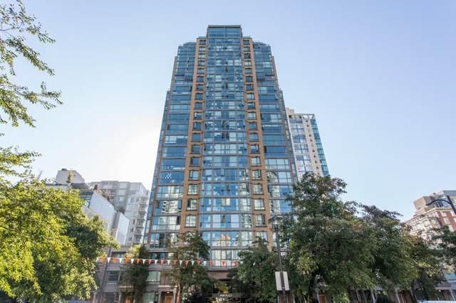 1188 Richards Street #1710, Vancouver, BC V6B 3E6 (#R2498878) :: Premiere Property Marketing Team