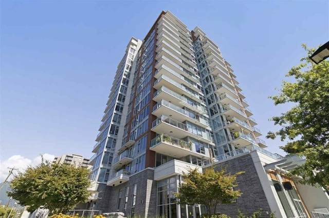 150 W 15TH Street #1203, North Vancouver, BC V7M 0C4 (#R2498901) :: Premiere Property Marketing Team