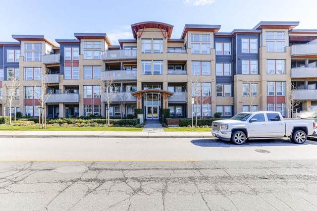 1166 54A Street #313, Delta, BC V4M 4B5 (#R2498920) :: 604 Realty Group