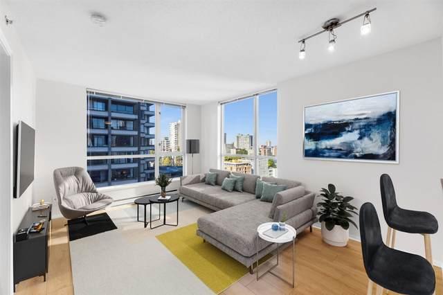 1420 W Georgia Street #1306, Vancouver, BC V6G 3K4 (#R2498934) :: Ben D'Ovidio Personal Real Estate Corporation | Sutton Centre Realty